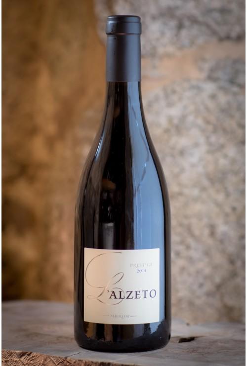 Clos d'Alzeto rouge prestige 2015