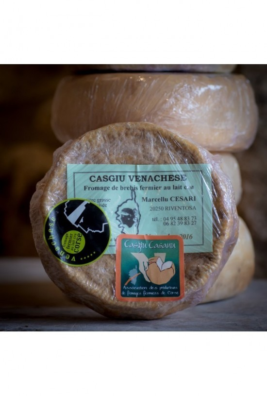 Cesari Vieux (fromage brebis de Venaco)
