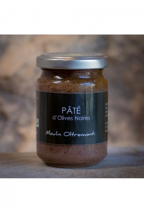 Pate d'olives (Domaine Oltremonti)
