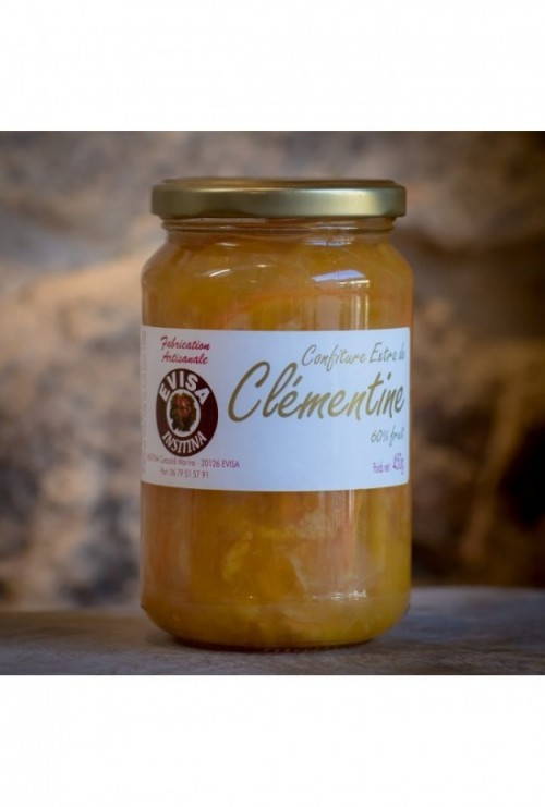 Clémentine (Insitina, Marina Ceccaldi, Evisa) 450 gr
