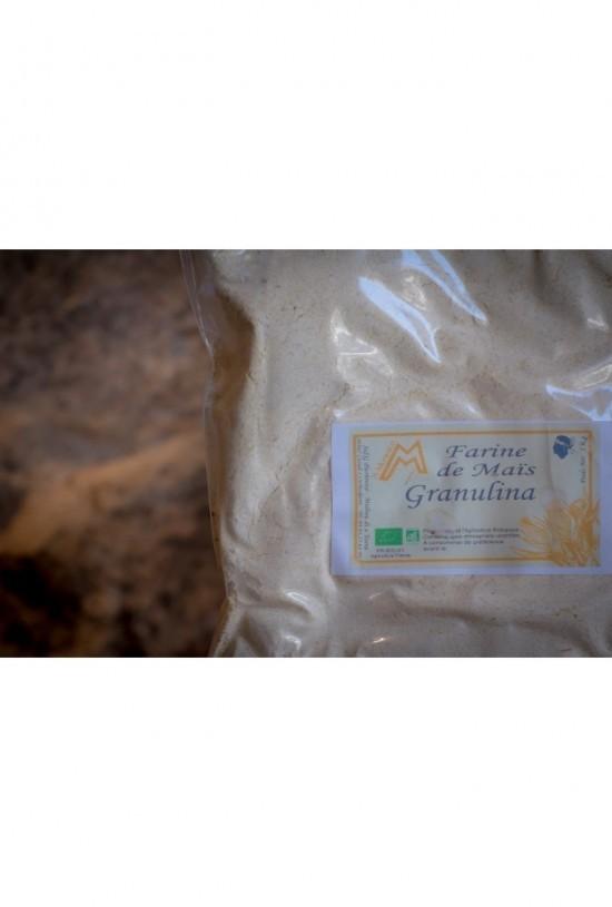 Farine de maïs bio 1 kg