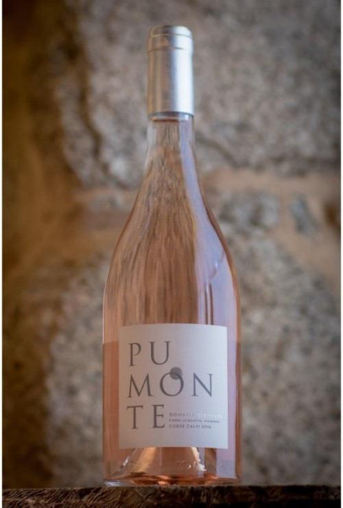 Domaine Alzipratu Pumonte rosé 2017