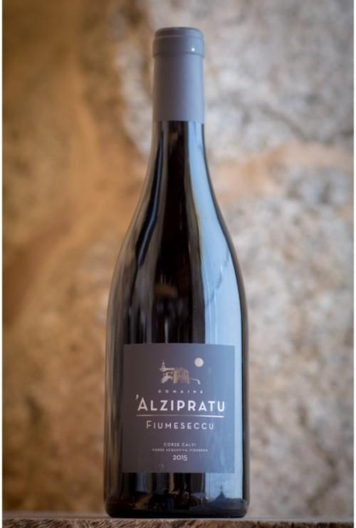 Domaine Alzipratu Fiumesecu rouge 2019