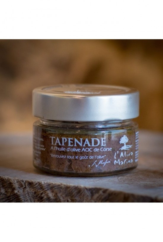 Tapenade (Aliva marina, Patrimonio) 90 gr