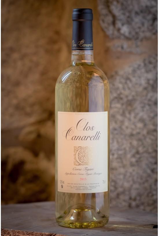Clos Canarelli Blanc 2019