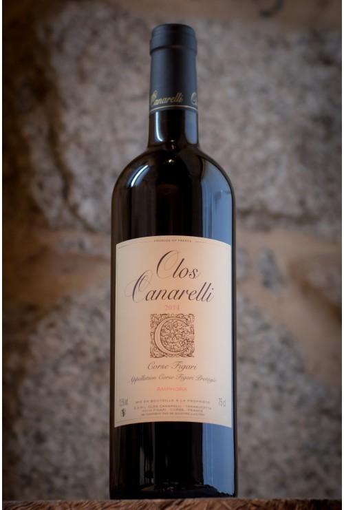 Clos Canarelli Cuvée amphora 2017