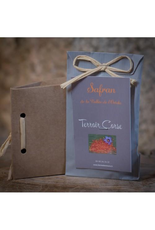 Safran de Corse (La ferme A Minora, Sartene) 0,2 gr