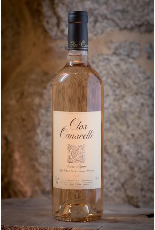 Clos Canarelli Rosé 2018