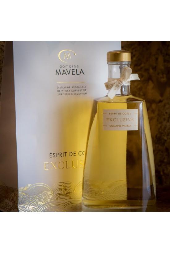 Domaine Mavela, Gamme exclusive, eau de vie de muscat du cap corse