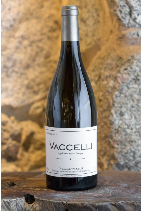 Domaine Vacelli Blanc 2018