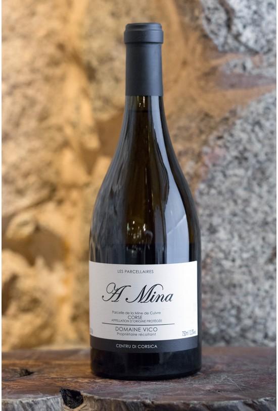 Domaine Vico, A Mina Blanc 2016