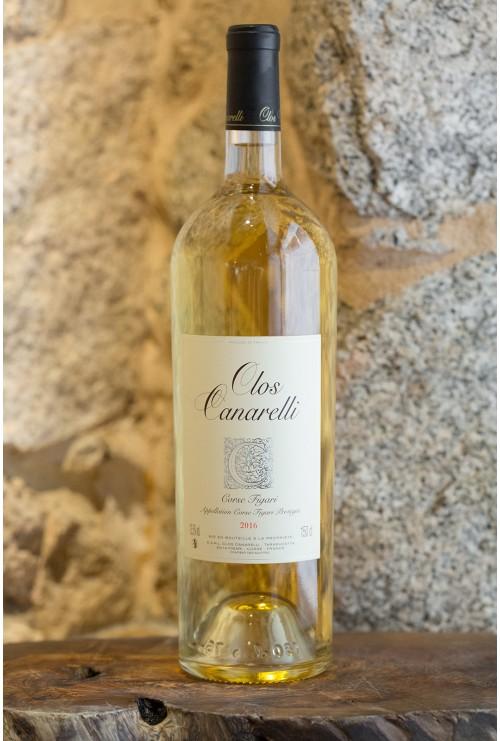 Clos Canarelli Blanc 2012
