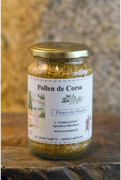 Pollen de Corse, Terrazzoni, Apiculteur récoltant