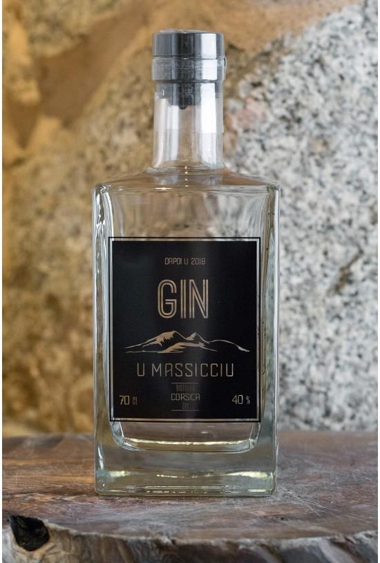 Gin Massicciu 70cl