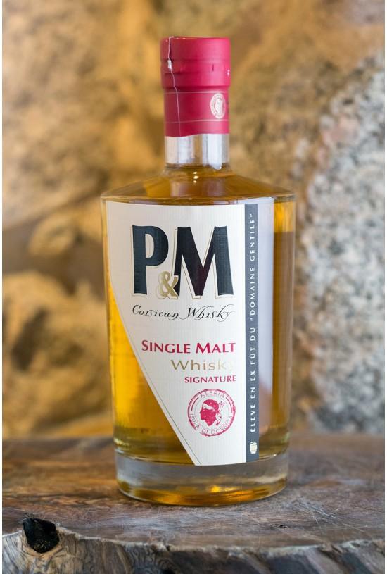 Whhisky P&M Signature