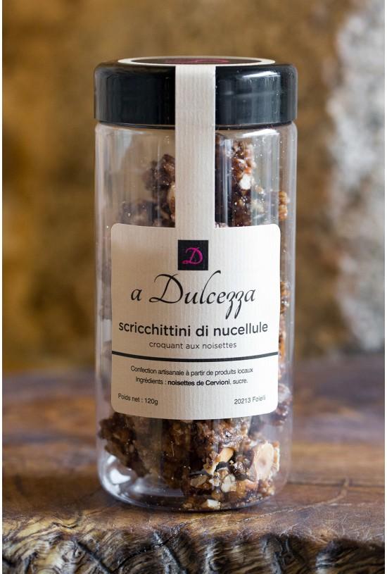 Croquants aux noisettes de Cervioni (A Dulcezza)