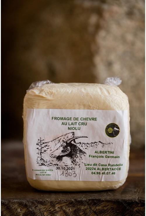 "Fromage Fermier de chêvre du Niolu ""Albertini"""